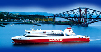 Superfast Ferry Line